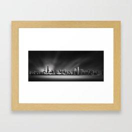 Chicago #1 Framed Art Print