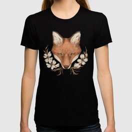 The Fox and Dogwoods T-shirt