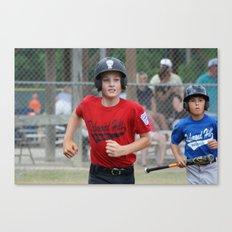 2012 Little League All-star Baseball Richmond Hill Ga.  Canvas Print
