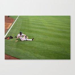 Giants Baseball Canvas Print