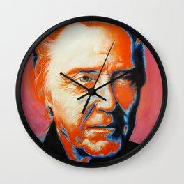 Christopher Walken-More Cowbell Wall Clock