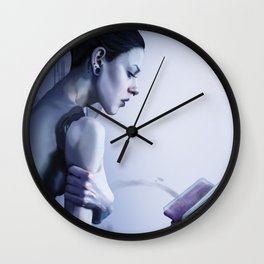 Instructions Wall Clock