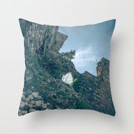 Rovine Throw Pillow