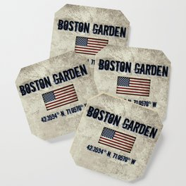 Remembering the Old Boston Garden Coaster