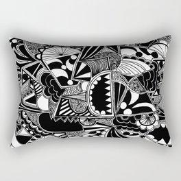oh hey Rectangular Pillow