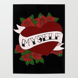 Self Valentine's Poster