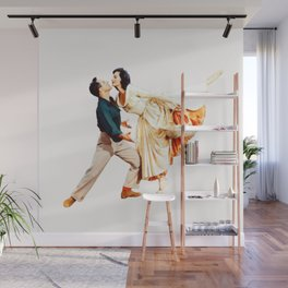 Gene Kelly and Cyd Charisse - Brigadoon Wall Mural