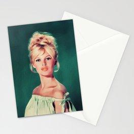 Brigitte Bardot, Actress Stationery Cards