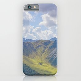 Summer Slope iPhone Case