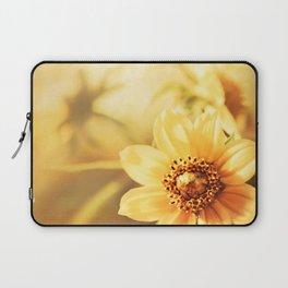 Marsh Marigolds Laptop Sleeve