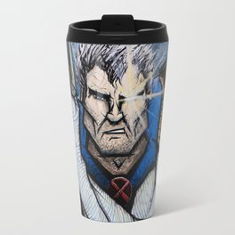 Cable of the New Mutants Travel Mug