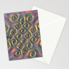 Twist and Shout Stationery Cards
