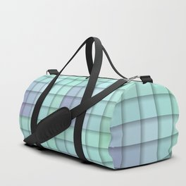 Crisp Spring Pastel Morning Duffle Bag