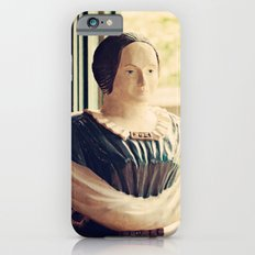 Woman in a Window iPhone 6s Slim Case