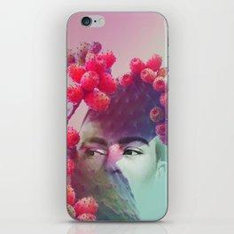 Succulent Frida #buyart #surreal iPhone Skin