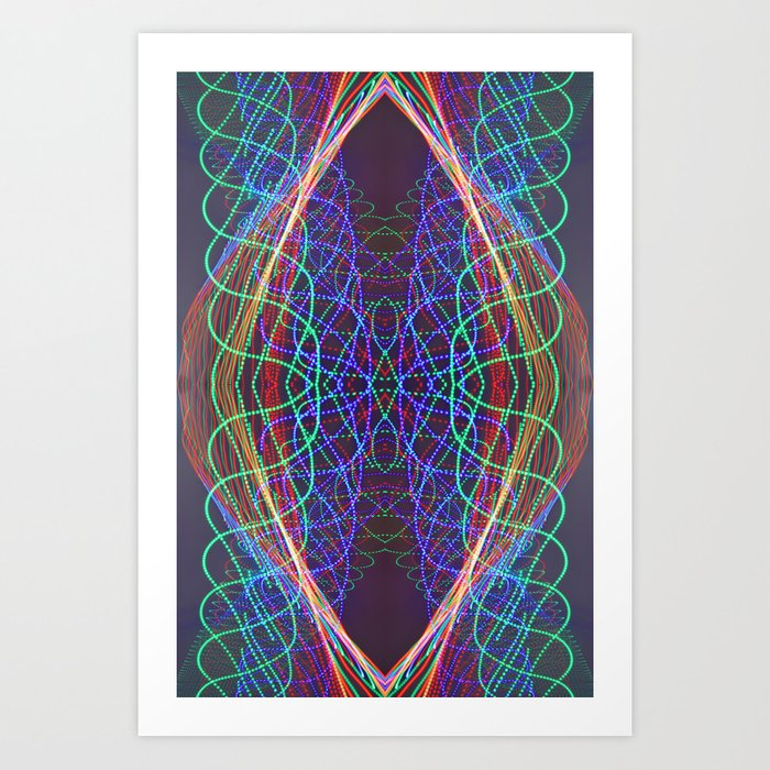 Spirit Walls Art Print