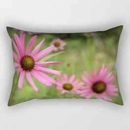 Tennessee Coneflower Rectangular Pillow