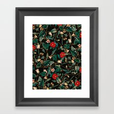 TROPICAL JUNGLE - Night II Framed Art Print