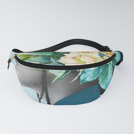 Tropical Girl 6 Fanny Pack