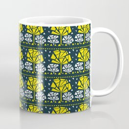Geometric art pattern 2 Coffee Mug