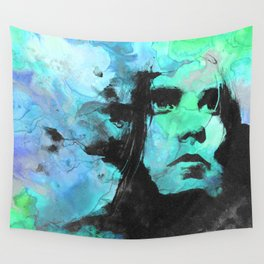 puddles Wall Tapestry