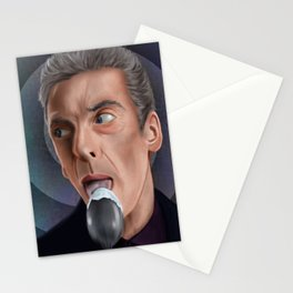 I´m the Doctor and this is my spoon Stationery Cards