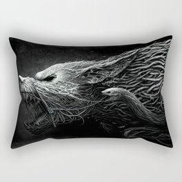 darkwolf Rectangular Pillow