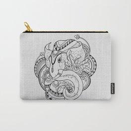 Thailand Elephant Carry-All Pouch