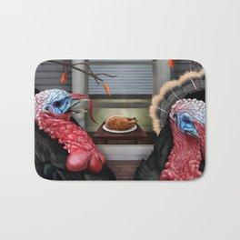Thanksgiving Bath Mat