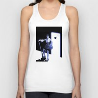 scott pilgrim Tank Tops featuring Ramona Flowers - Scott Pilgrim by Danielle Tanimura