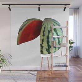 Watermelon Duo Wall Mural