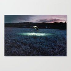 Gods or Monsters? Canvas Print