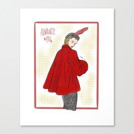 Advance #4916 Canvas Print