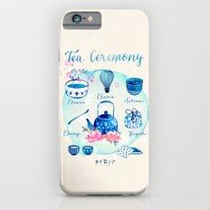 Tea Ceremony iPhone 6s Slim Case