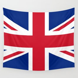 UK Flag Union Jack Wall Tapestry