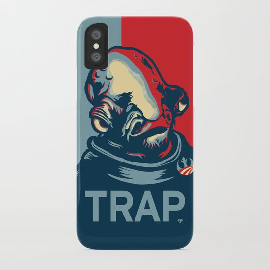 TRAP iPhone Case