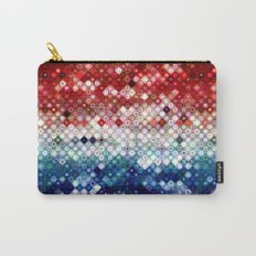 Patriotic America Collage Carry-All Pouch
