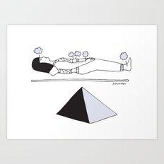 Acupuncture Art Print