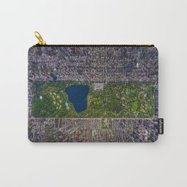 New York Central Park Carry-All Pouch