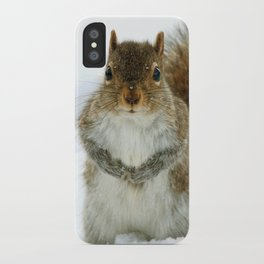 You Talking to Me? iPhone Case