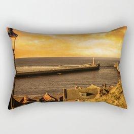 Whitby Wanderer Rectangular Pillow