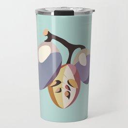 grape fruit illustration Travel Mug