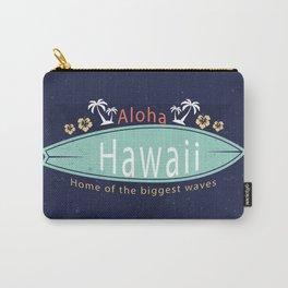 Aloha hawaii Carry-All Pouch