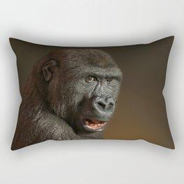 Gorilla Lope Rectangular Pillow