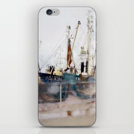 Fishermens friend iPhone Skin