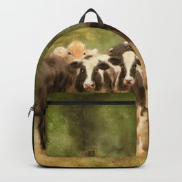 Curious Cows Backpack
