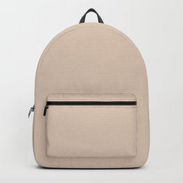 Solid color, Modern, Chic, classic, elegant Backpack
