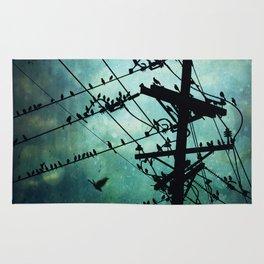 Bird City Rug