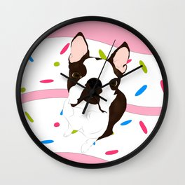 Luna's 3rd Birthday! Wall Clock