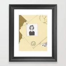 Gothamites Framed Art Print